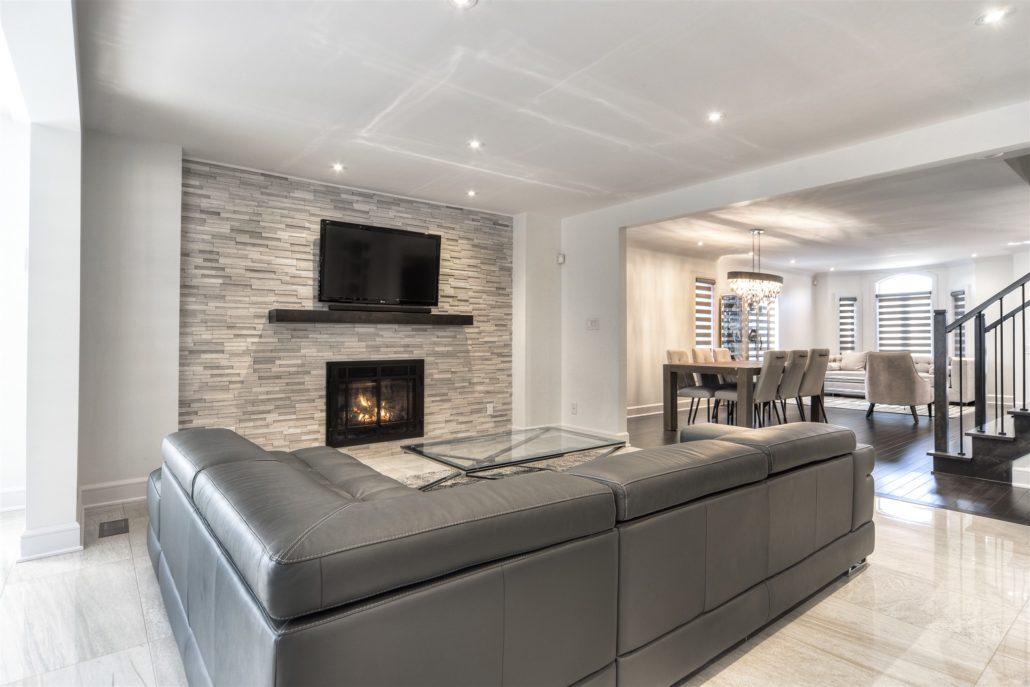 r novations cr a nova sous sol extension de maison. Black Bedroom Furniture Sets. Home Design Ideas