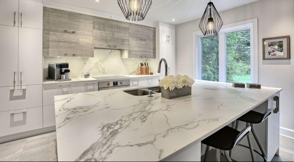 Les comptoirs ce qu 39 il faut savoir - Recouvrir un comptoir de cuisine ...