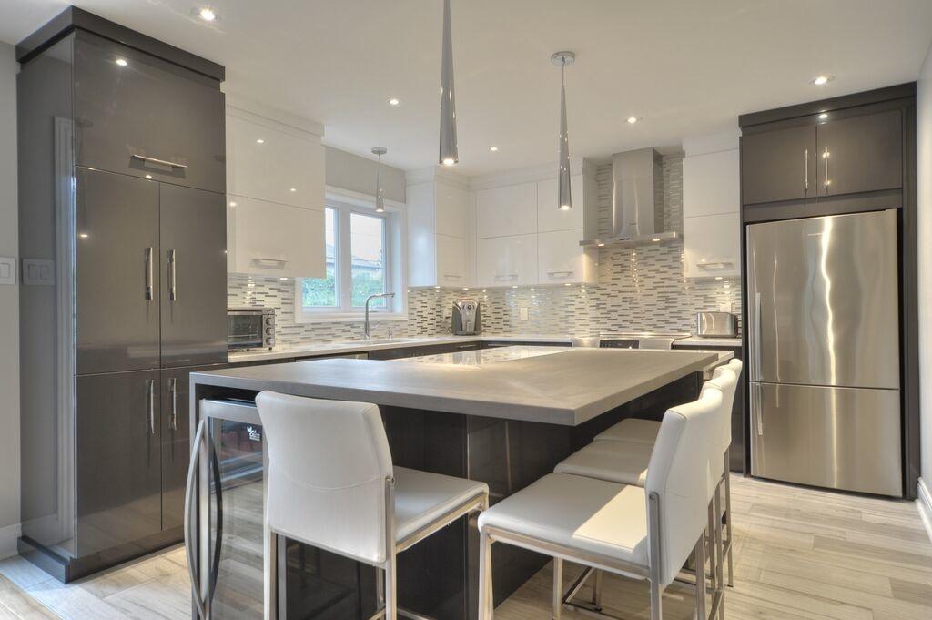 6 id es pour donner du punch une cuisine. Black Bedroom Furniture Sets. Home Design Ideas
