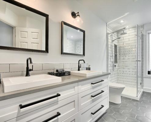 Salles de bain - Créa-Nova