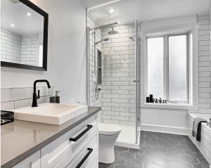 Une salle de bain à faire rêver !